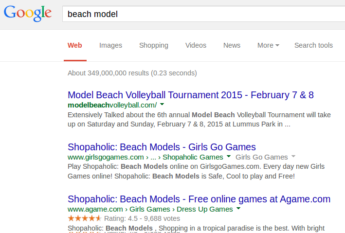google-beach-model-web