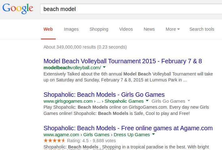 google-beach-model-web